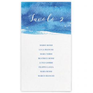 Set cartoncini tableau de mariage Judith