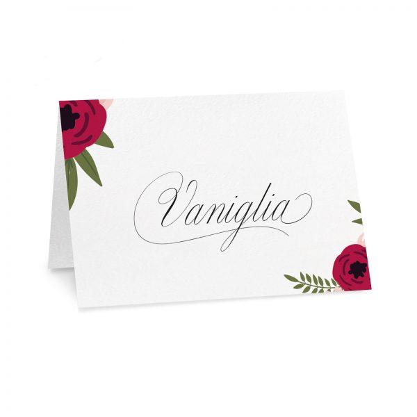 Cartoncini confettata Sarah - Gusto Vaniglia