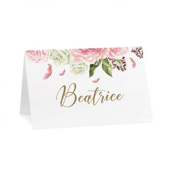 Segnaposto Beatrix - Beatrice